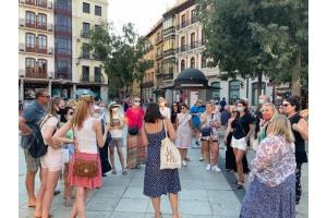 Toledo keelereis - meenutus toredast nädalast