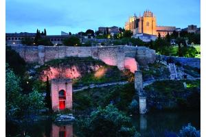 Toledo ajalugu - endisest Hispaania pealinnast UNESCO maailmapärandi linnaks