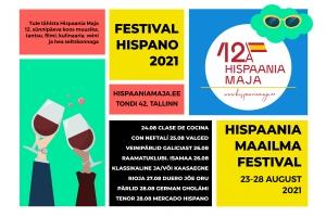 Augustikuu uudised: suvised intensiivkursused ja Hispaania Maailma festival 2021