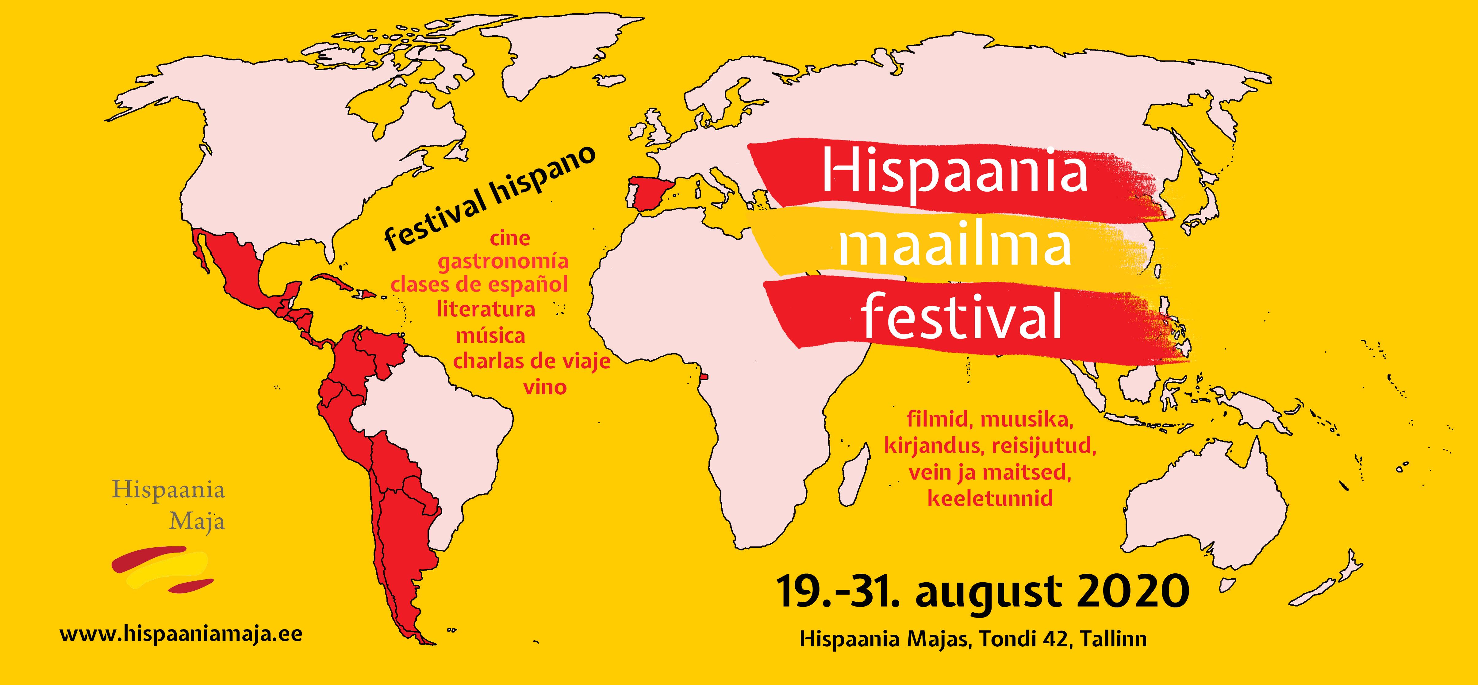 Hispaania maailma festival