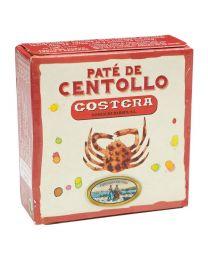 Ämblikkrabipasteet / Paté de centollo