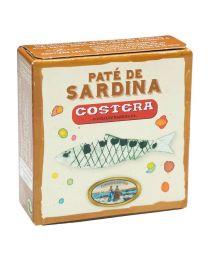 Sardiinipasteet / Paté de sardina