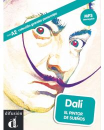 Dalí. El pintor de sueños. A2 tase