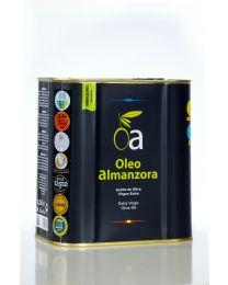 Külmpressitud oliiviõli Oleoalmanzora Arbequina 2,5 l