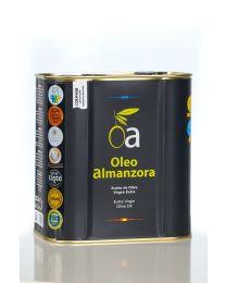 Külmpressitud oliiviõli Oleoalmanzora Coupage 2.5 L