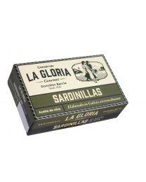 Väikesed sardiinid oliiviõlis l SARDINILLAS EN ACEITE DE OLIVA 20 g.