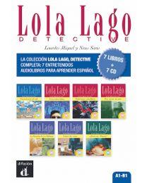 Lola Lago. Detective. A1-B1 tase