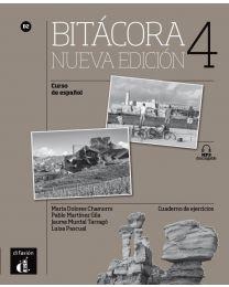Bitacora 4. Töövihik tasemele B2. Uus trükk