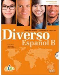 Diverso Español B. Õpik ja töövihik