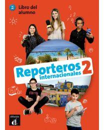 Reporteros internacionales 2. Õpik