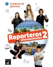 Reporteros internacionales 2. Töövihik