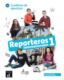Reporteros internacionales 1. Töövihik