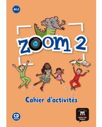 Zoom 2 – Cahier d'activités FLE + CD audio
