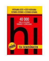 TEA taskusõnastik. Hispaania-eesti / eesti-hispaania sõnaraamat