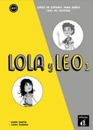 Lola y Leo 2. Õpetaja raamat
