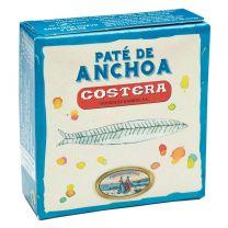 Anšoovisepasteet / Paté de anchoas