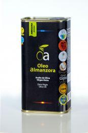 Külmpressitud oliiviõli Oleoalmanzora Arbequina 1 l