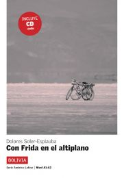 Con Frida en el altiplano. Bolivia. A1-A2 tase