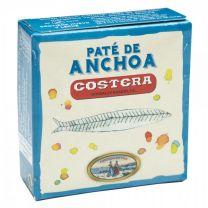 Paté de anchoa, costera