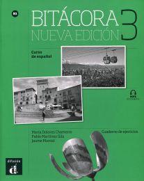 Bitacora 3. Töövihik tasemele B1. Uus trükk