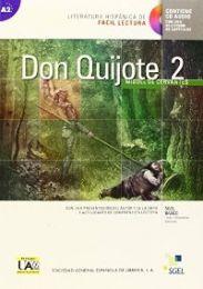 El ingenioso caballero don Quijote de la Mancha 2