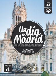 Un dia en Madrid. A1 tase