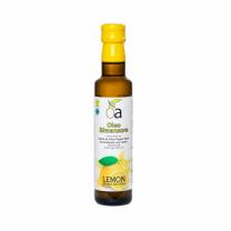 Sidruni aroomiga külmpressitud oliiviõli Oleoalmanzora Arbequina