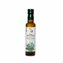 Rosmariini aroomiga külmpressitud oliiviõli Oleoalmanzora Arbequina