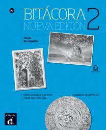 Bitacora 2. Töövihik tasemele A2. Uus trükk
