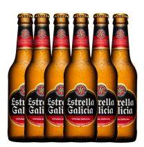 Estrella Galicia Especial - kuuspakk