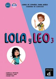 Lola y Leo 3. Töövihik