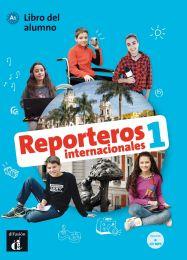Reporteros internacionales 1. Õpik