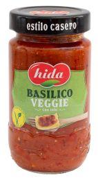 Hida basiiliku-köögiviljakaste tofuga