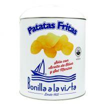 Kartulikrõpsud Bonilla a la vista oliiviõliga 275 g