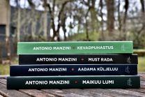 Antonio Manzini krimisari - 4 raamatut