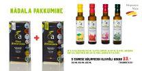 Oliiviõli pakkumine