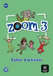 Zoom 3 – Livre de l'élève