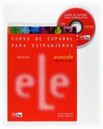 Nuevo ELE. Avanzado. Libro del alumno. Hispaania keele õpik edasijõudnutele. Kaasas CD