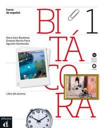 Bitacora 1. Hispaania keele õpik tasemele A1