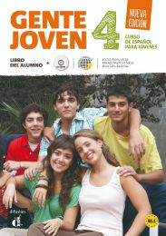 Gente Joven 4. Õpik ja CD