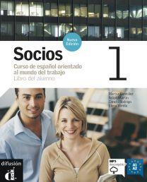 Socios 1. Hispaania ärikeele õpik algajatele