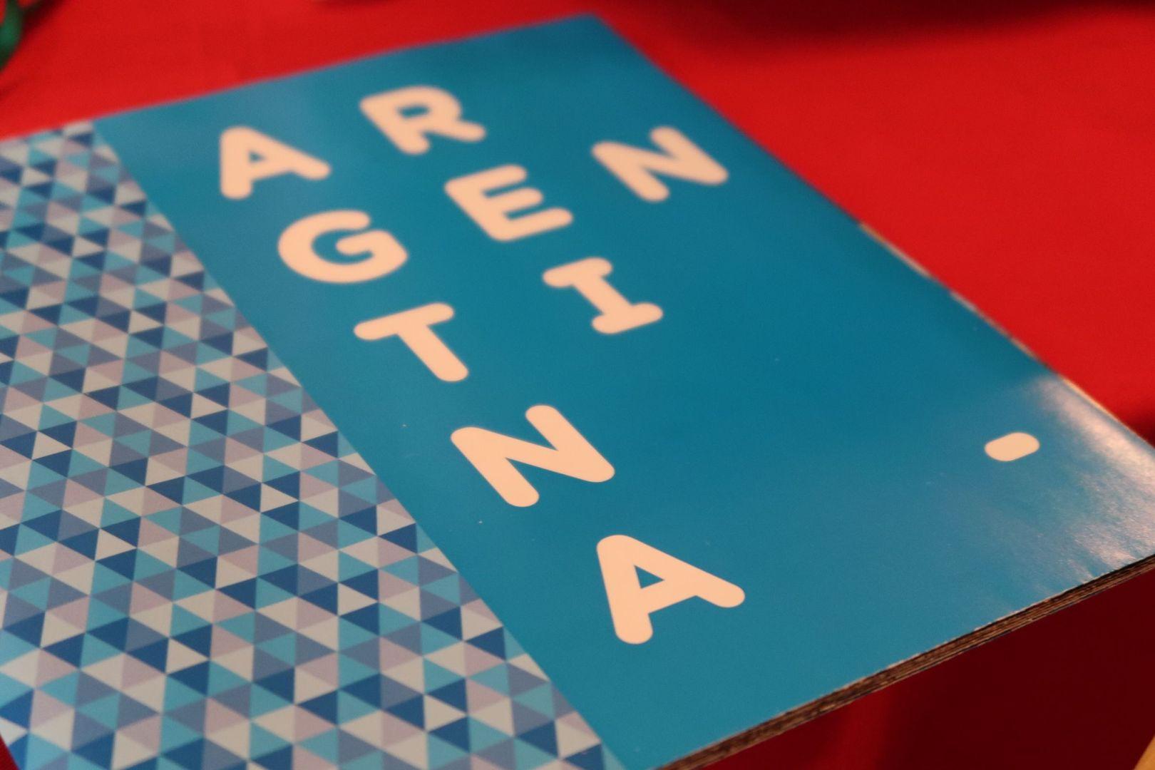 Mitmepalgeline Argentina | Iberofest 2019