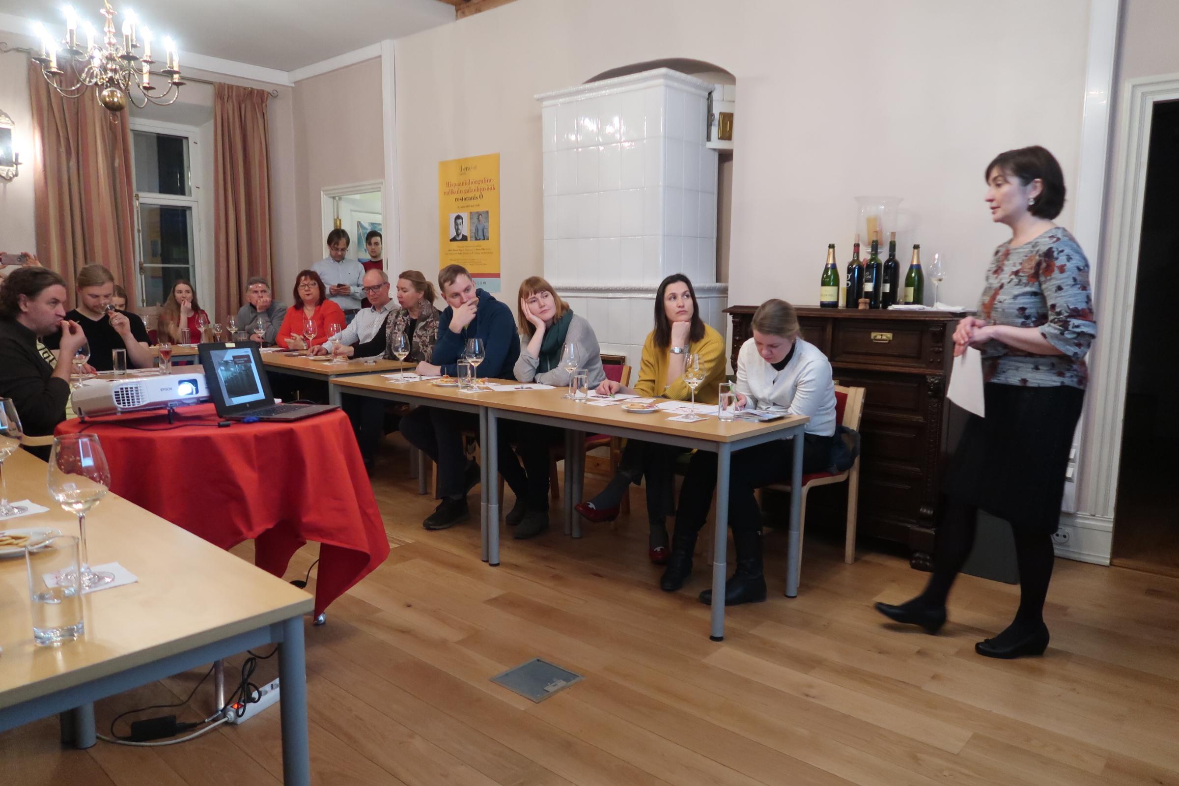 Veinitähestik: Põhja-Hispaania | Iberofest 2019