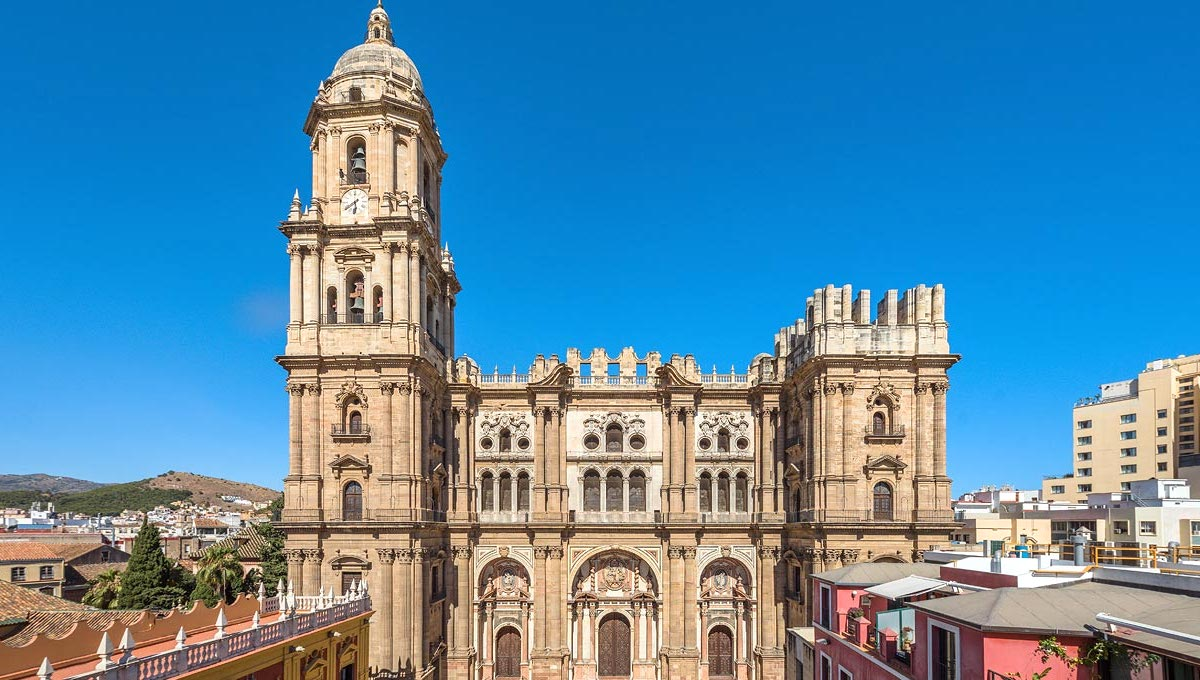 Malaga katedraal